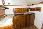 46 ft. Riviera Yachts 40 Flybridge Convertible Convertible Boat Rental Miami Image 33