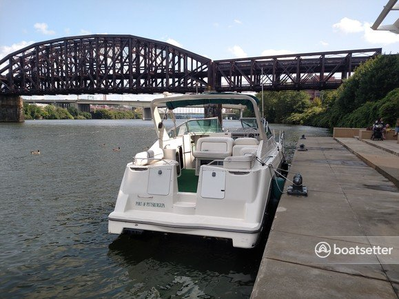 Rent a Maxum cruiser in Pittsburgh, PA near me
