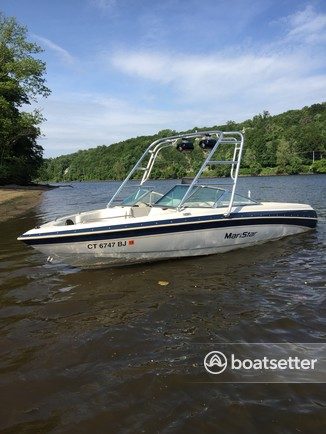 Rent a MasterCraft Boats ski and wakeboard in Morris, CT near me
