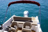 22 ft. Atlantic Boats 2200 Cabin Cruiser Boat Rental Trogir Image 2