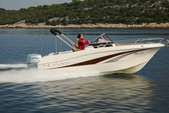 22 ft. Atlantic Boats 2200 Cabin Cruiser Boat Rental Trogir Image 7