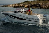 22 ft. Atlantic Boats 2200 Cabin Cruiser Boat Rental Trogir Image 1