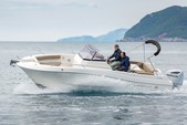 22 ft. Atlantic Boats 2200 Cabin Center Console Boat Rental Trogir Image 1