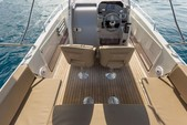 22 ft. Atlantic Boats 2200 Cabin Center Console Boat Rental Trogir Image 3