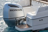 22 ft. Atlantic Boats 2200 Cabin Center Console Boat Rental Trogir Image 5
