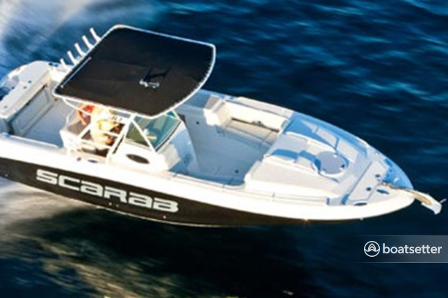 Rent a Wellcraft saltwater fishing in Cortez, FL near me