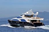 105 ft. Azimut Yachts 105 Motor Yacht Boat Rental Puerto Vallarta Image 1