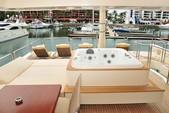 105 ft. Azimut Yachts 105 Motor Yacht Boat Rental Puerto Vallarta Image 12