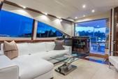 75 ft. Lazzara Lsx 75 Motor Yacht Boat Rental Miami Image 4