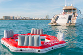 75 ft. Lazzara Lsx 75 Motor Yacht Boat Rental Miami Image 8