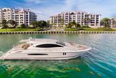 75 ft. Lazzara Lsx 75 Motor Yacht Boat Rental Miami Image 1