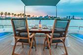 75 ft. Lazzara Lsx 75 Motor Yacht Boat Rental Miami Image 13