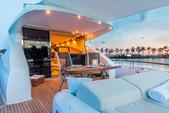 75 ft. Lazzara Lsx 75 Motor Yacht Boat Rental Miami Image 14