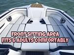 21 ft. Yamaha 212X  Jet Boat Boat Rental Miami Image 3