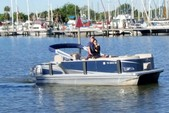 22 ft. Avalon Pontoons 22' LSZ Fish Pontoon Boat Rental N Texas Gulf Coast Image 4