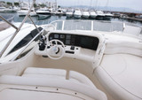60 ft. Azimut Yachts 55 Cruiser Boat Rental Los Angeles Image 3