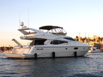 62 ft. Feretti 620 Cruiser Boat Rental Los Angeles Image 2