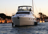 62 ft. Feretti 620 Cruiser Boat Rental Los Angeles Image 1