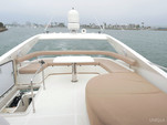62 ft. Feretti 620 Cruiser Boat Rental Los Angeles Image 9