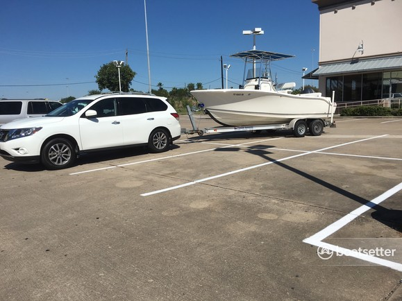 Rent a NauticStar Boats offshore sport fishing in Texas City, TX near me