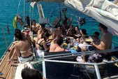 58 ft. Atlantic 275 WA Classic Boat Rental Paleo Faliro Image 9