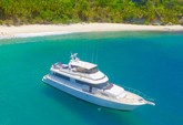 75 ft. Hatteras Yachts 75 Flybridge Flybridge Boat Rental Nuevo Vallarta Image 2
