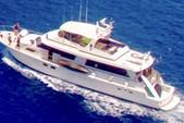 75 ft. Hatteras Yachts 75 Flybridge Flybridge Boat Rental Nuevo Vallarta Image 3