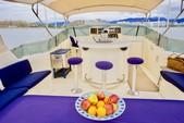 75 ft. Hatteras Yachts 75 Flybridge Flybridge Boat Rental Nuevo Vallarta Image 6