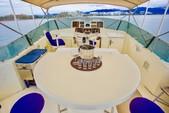 75 ft. Hatteras Yachts 75 Flybridge Flybridge Boat Rental Nuevo Vallarta Image 7