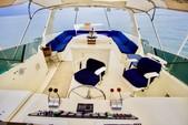 75 ft. Hatteras Yachts 75 Flybridge Flybridge Boat Rental Nuevo Vallarta Image 8