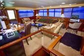 75 ft. Hatteras Yachts 75 Flybridge Flybridge Boat Rental Nuevo Vallarta Image 10