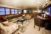 75 ft. Hatteras Yachts 75 Flybridge Flybridge Boat Rental Nuevo Vallarta Image 12