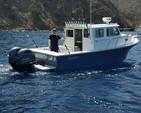 25 ft. Parker Marine 2530 W/F2-200HP Pilothouse Boat Rental Rest of Southwest Image 2