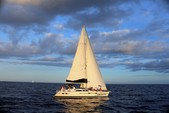 43 ft. Hunter Passage 42 Sloop Boat Rental Cabo Image 3