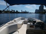 26 ft. Bayliner 2659 Rendezvous Bow Rider Boat Rental Miami Image 9