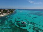55 ft. Sea Ray Sedan Bridge Boat Rental Cancun Image 14
