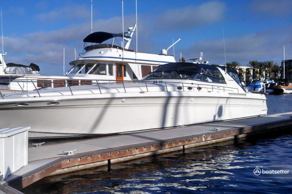 Rent a Sea Ray Boats motor yacht in Marina del Rey, CA near me