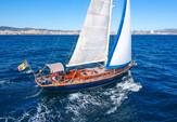 52 ft. Patrick Chevalier Daysailer & Weekender Boat Rental Barcelona Image 6