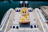 36 ft. Duarry 36 Rigid Inflatable Boat Rental Barcelona Image 1