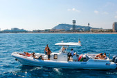 36 ft. Duarry 36 Rigid Inflatable Boat Rental Barcelona Image 4