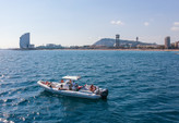 36 ft. Duarry 36 Rigid Inflatable Boat Rental Barcelona Image 8
