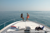 51 ft. Prinze Coupe 52 Motor Yacht Boat Rental Sant Adrià de Besòs Image 10