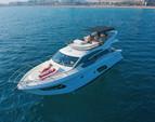 52 ft. Absolute 52 Fly Motor Yacht Boat Rental Sant Adrià de Besòs Image 1