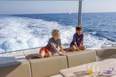 52 ft. Absolute 52 Fly Motor Yacht Boat Rental Sant Adrià de Besòs Image 15