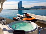 78 ft. Mochi Craft 78 Motor Yacht Boat Rental Barcelona Image 3