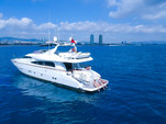 78 ft. Mochi Craft 78 Motor Yacht Boat Rental Barcelona Image 6