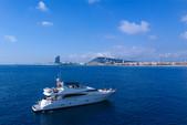 78 ft. Mochi Craft 78 Motor Yacht Boat Rental Barcelona Image 7
