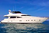 78 ft. Mochi Craft 78 Motor Yacht Boat Rental Barcelona Image 12