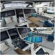 50 ft. Beneteau USA Sense 50 Sloop Boat Rental San Francisco Image 7