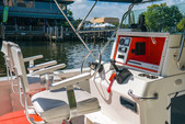 21 ft. Robalo 2120 Center Console w/225HP Merc Center Console Boat Rental Miami Image 29
